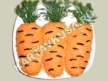 новые рецепты салатов | салат морковка
