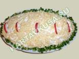 холодные закуски | селедка с картошкой и сыром | рецепт и фото