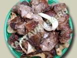 блюда на мангале и гриле, шашлыки | шашлык из свинины в красном вине - рецепт и фото