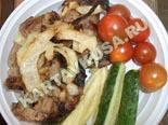 блюда на мангале и гриле, шашлыки | шашлык из свинины в лимоне - рецепт и фото