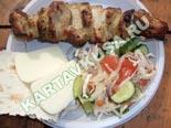 блюда на мангале и гриле, шашлыки | шашлык из свинины в майонезе - рецепт с фото