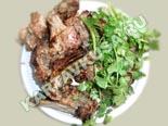 блюда на мангале | шашлык из баранины в кефире