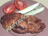 вторые блюда из свинины | шницель из свинины - рецепт и фото