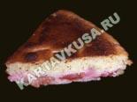 торты и пирожные - рецепты с фото | сливовый пирог