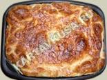пироги и пирожки - рецепты с фото | слоеный пирог с мясом и картошкой