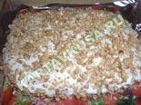 десерты и выпечка - рецепты с фото | сметанный торт с орехами