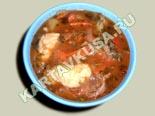 первые блюда - рецепты с фото | суп-гуляш по-венгерски