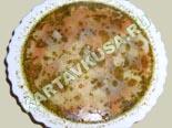 первые блюда - рецепты с фото | суп из пшенной крупы