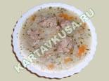 первые блюда - рецепты с фото | суп с клецками из куриного фарша