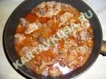 вторые блюда из свинины | свинина тушеная - рецепт с фото
