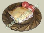 вторые блюда из свинины | свинина в духовке под шубой - рецепт и фото