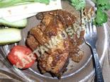 вторые блюда из свинины | жареные свиные ребрышки в йогуртово-винном соусе - рецепт и фото