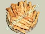 холодные закуски | сырные палочки в панировке - рецепт с фото