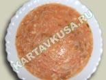 первые блюда - рецепты с фото | томатный суп с сыром