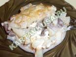 вторые блюда из курицы | запеченные куриные сердечки - рецепт с фото