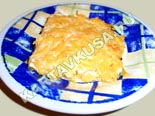 вторые овощные блюда, гарниры | запеканка из тыквы - рецепт с фото