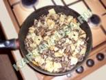 блюда из грибов | жареная картошка с грибами - рецепт с фото
