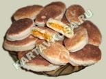 пироги и пирожки - рецепты с фото | жареные пирожки с тыквой
