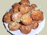 горячие закуски - рецепты c фото | жареные сырные шарики