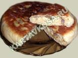 пироги и пирожки - рецепты с фото | жареный пирог с грибами и сыром