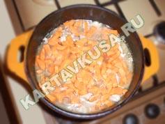 овощное рагу с мясом и картошкой | приготовление - 4 шаг