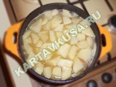 овощное рагу с мясом и картошкой | приготовление - 6 шаг