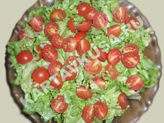 салат цезарь с курицей   приготовление - 12 шаг