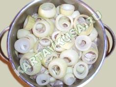 шашлык из свинины в кефире | приготовление - 5 шаг