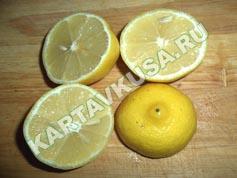 шашлык из свинины в лимоне | приготовление - 4 шаг