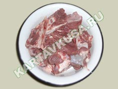 шурпа из говядины | приготовление - 1 шаг