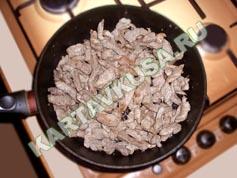 свинина в кисло-сладком соусе   приготовление - 1 шаг