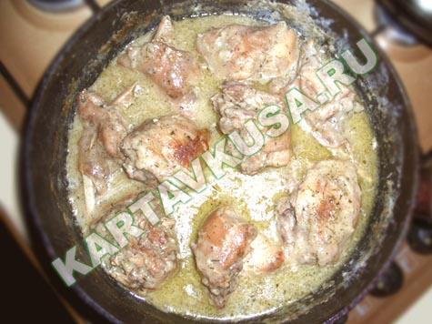 Кролик рецепты приготовления пошаговые 75