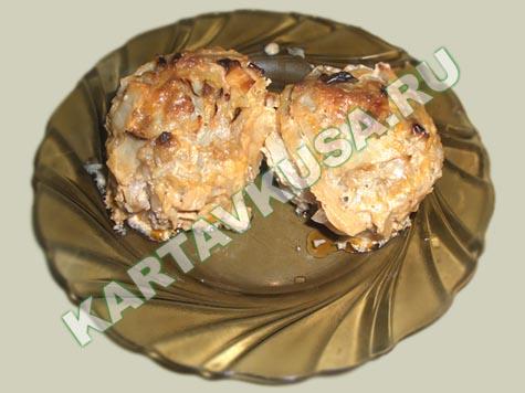 ленивые голубцы | пошаговый фото-рецепт