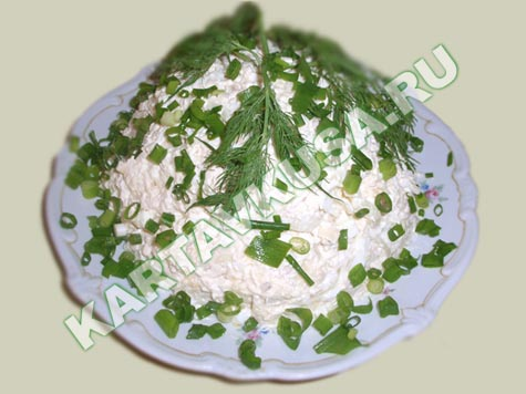 простой и вкусный салат с курицей | пошаговый фото-рецепт