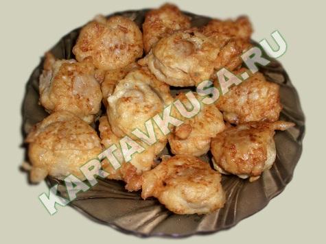 Куриная грудка в сырном кляре рецепт – итальянская кухня: закуски ...   356x475