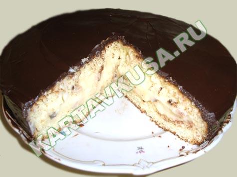 торт чародейка | рецепт с фото